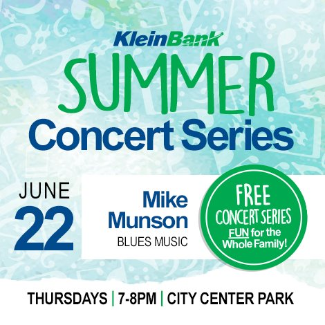 Summer Concert Series featuring Mike Munson