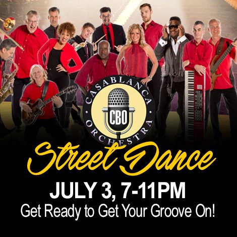 Street Dance with CBO