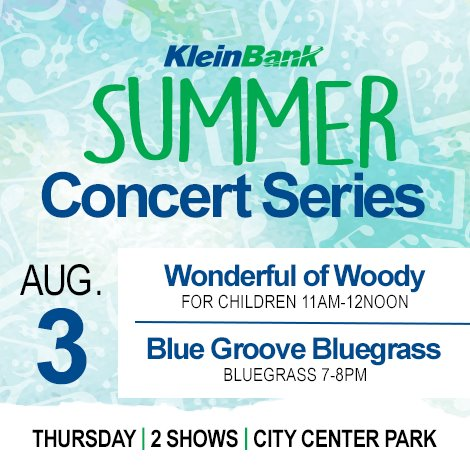 Summer Concert Series: MN Valley Community Band