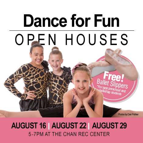 Dance for Fun Open House