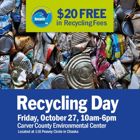 Fall Recycling Day