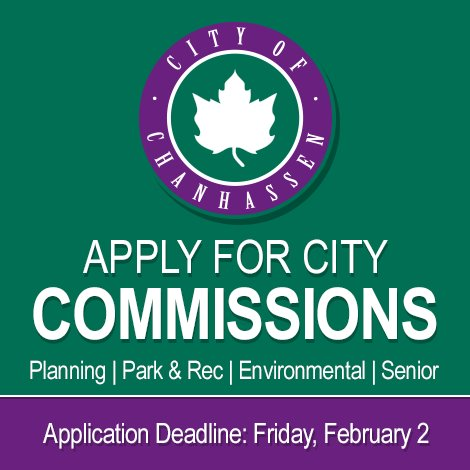Apply for City Commissions